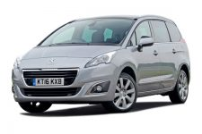 PEUGEOT 5008 5 SEATER AUTOMATIC