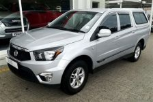 SSANG YONG DOUBLE CAB ACTYON 4X4