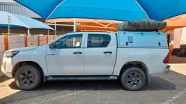 Toyota Hilux dbl cab